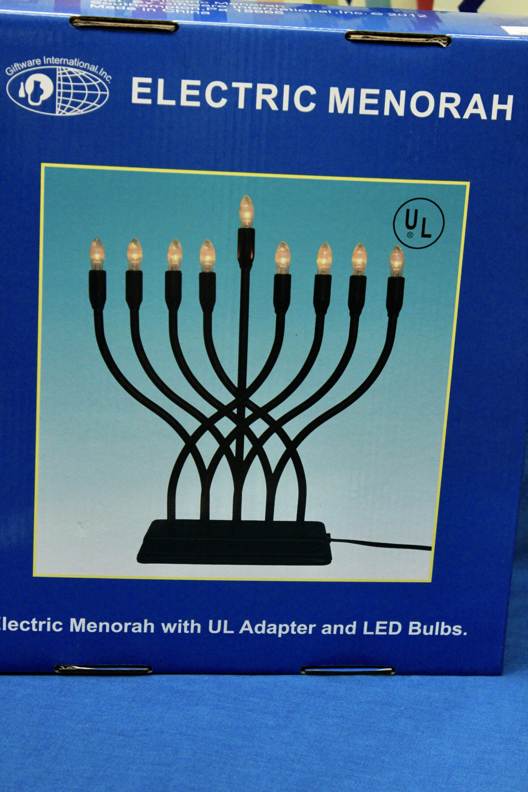 Electric Menorah $40 (2 available)